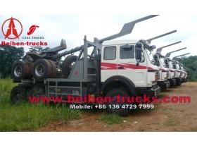 congo beiben logging trucks manufacturer