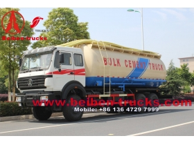 best beiben 6 wheel drive cement tanker truck price