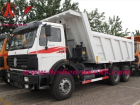 north benz 380 Hp 8*4 dump trucks manufacturer