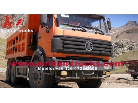 beiben 30 T camions benne 30 Ton capacity