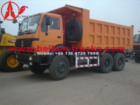 power star tipper truck 30 T manufacturer from china