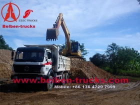 north benz 2629K mine tipper truck manufacturer