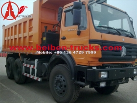 china 2634K tipper truck manufacturer