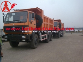 Beiben 25 Ton tipper truck for sale