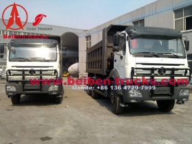 china beiben 30 T dump truck best price