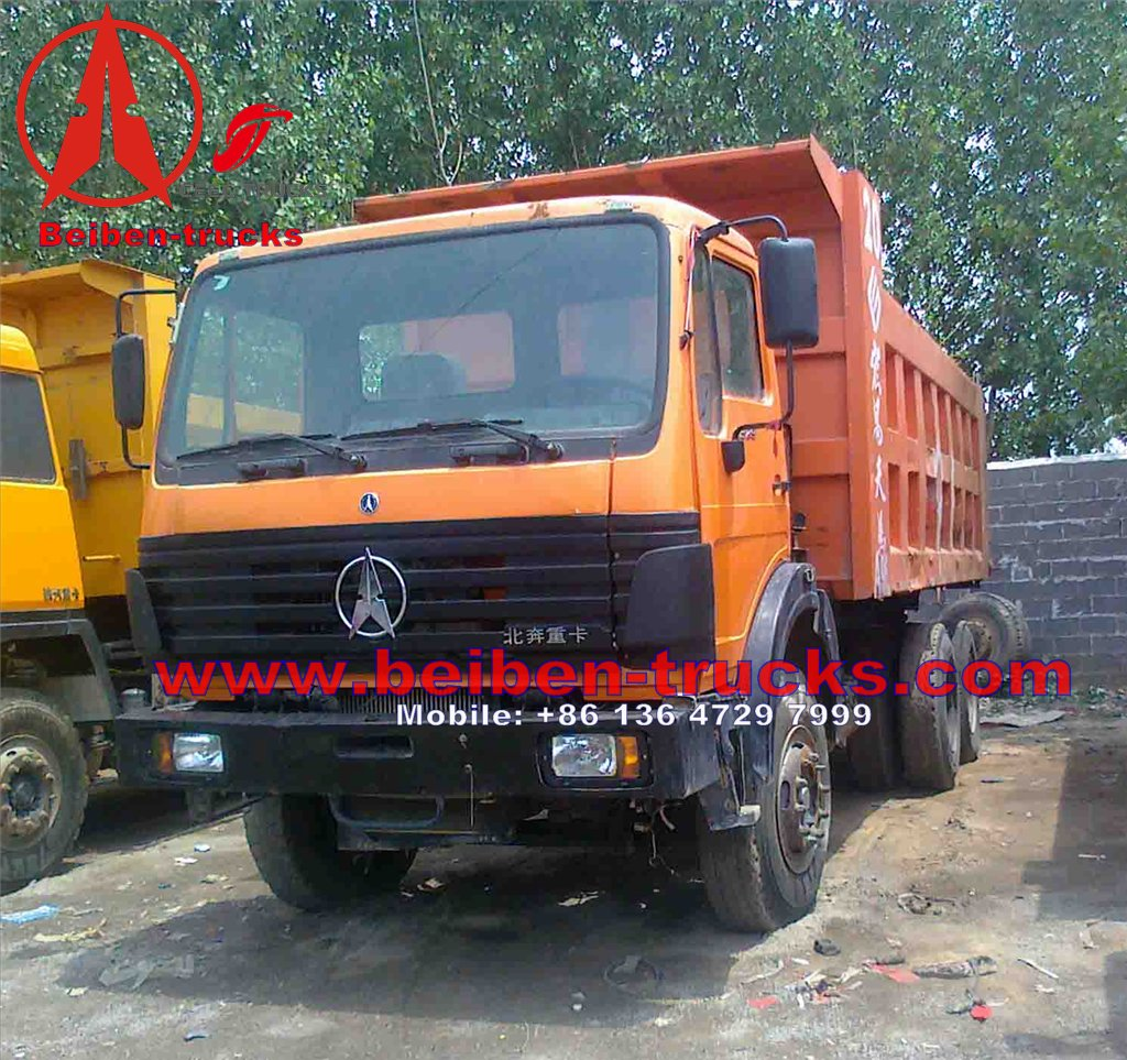 cheap china best beiben 340 hp engien 10 wheeler dumper manufacturer