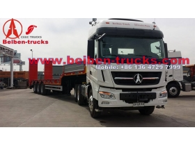 china Mercedes-Benz Benz V3 Tractor Truck with WEICHAI engine latest luxury cabin  manufacturer