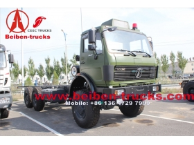 Mercedes Benz 6x4 tractor truck 420HP for congo pointe noire