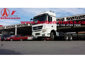 North Benz BEIBEN V3 Tractor Truck with EUROIII WEICHAI Engine 375hp/380hp/420hp/480hp Engine Power