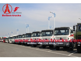 cheap North Benz BEIBEN LHD RHD 6x4 prime mover 380HP WEICHAI engine