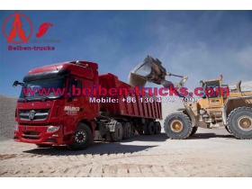 china manufacturer of Beiben North Benz 50 ton Tractor Trucks For Sale