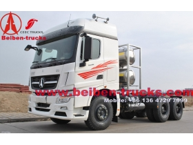 NorthBenz/Beiben 6x4 480hp Tractor Truck /Benz tractor truck  manufacturer in china