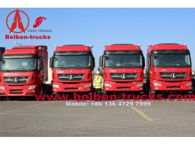 Beiben V3Sy Series 6x4 Standard Weight Beiben Benz Tractor Truck for congo