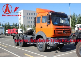 cheap price for The Tractor Truck 6X4 Beiben NG80 KY series Truck Head