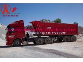 best Beiben 6x4 Weichai 340hp Tractor Truck WIth Best Trucking Service