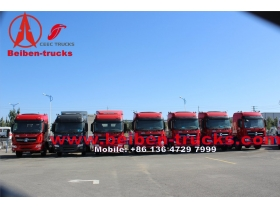 Beiben 6x4 400hp Tractors In Korea for sale