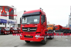 cheapest price Beiben LHD 6x4 V3 EUROIII Weichai Engine 375hp 11wheels 40t International Tractor truck Head For Sale