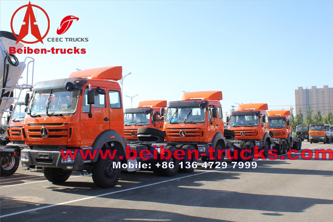 china HOT!HOT!Beiben NG80 Series 6x4 Tractor Truck In Low Price Sale