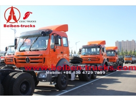 congo Beiben NG80 6x4 tractor north benz truck price