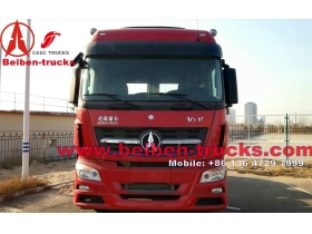 Beiben V3 Trailer Head 6x4 480hp weichai engine Tractor Truck for sale