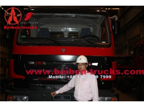 Beiben Truck WEICHAI Engine 6x4 NG80 Tractor Truck price from china