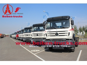 Beiben New Truck Prices Of Pakistan Tractors from china baotou plant