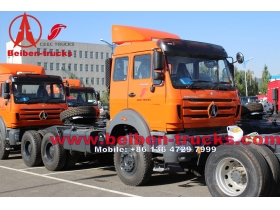 used Benz/ Beiben/ North Benz / Power Star Trailer Tractor Truck Camion Prime Mover 340hp
