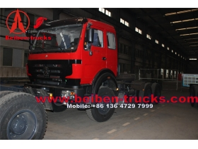 north benz NG80 beiben 6x4 tractor truck price from china beiben plant