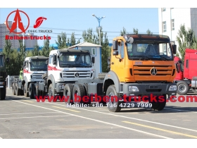 Beiben NG80 340HP 4x2 tractor truck For Sale/ ND4181A35J 1834SZ  price