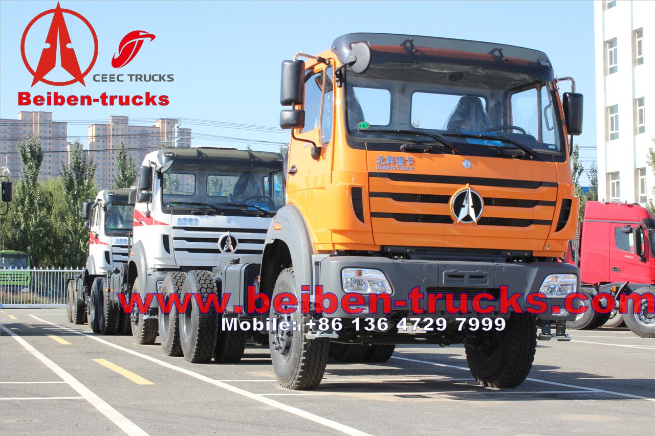 cheap Beiben truck tractor truck price 10 wheel-trucks for sale