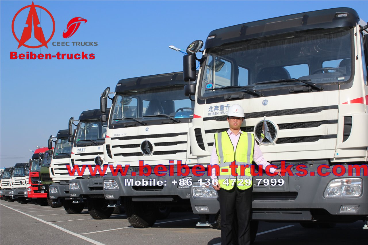 china famous Beiben NG80 Series 6x4 Tractor Truck/Beiben Truck