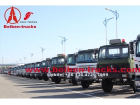 china Hot sale 6X4 Beiben tractor truck prime mover