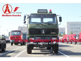 cheapest price New Condition 6*2 Drive Wheel Beiben Tractor Head Trucks