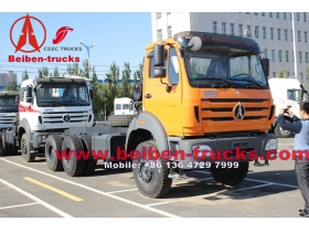 Congo Beiben Truck Chinese Tractor Cheap Price