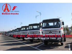 cheapest price for North Benz 6x4 480hp 40t EUROIII Tractor Truck/Beiben Tractors Prices