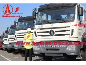 china Beiben Tractor Truck China Heavy Truck  price