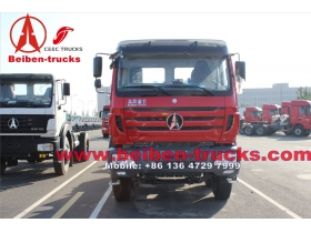 china 6x4 Beiben Power Star Trailer Tractor Truck Camion Prime Mover