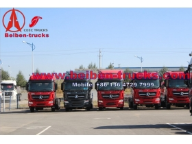 cheap Mercedes Benz Technology Truck 6x4 Beiben 6x4 V3 336hp Tractor Truck/North Benz V3 6x4 336hp hot selling for tractor head