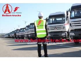 cheap Benz/ Beiben/ North Benz / Power Star Trailer Tractor Truck Camion Prime Mover