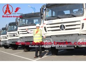 cheapest price for Beiben Tractor Truck Weichai Engine Diesel Truck For Sale