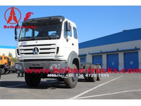 congo Beiben North Benz NG80 6x4 tractor truck price