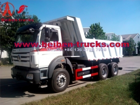 beiben 2534 off road tipper