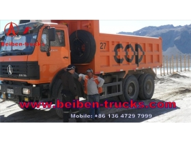Brand New North Benz 25T 16CBM 6*4 Beiben Dump Truck  manufacturer