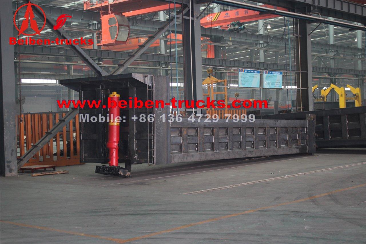 china The Beiben Dump Truck 6X4 Tipper ND32500B48J7 Heavy Duty Truck supplier