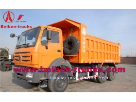 china 2015 Brand New 6*4 Beiben Dump Truck 380hp manufacturer