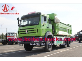 china Beiben dump truck 16 CBM loading capacity