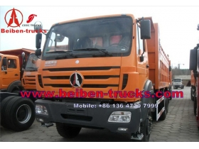 china best quality Hot Sale Beiben truck 380hp 6X4 beiben dump truck for congo