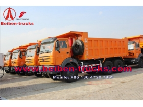 cheap price for Beiben/North benz Mercedes Benz 6x4 380hp Dump Truck for sale