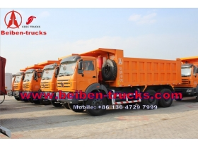china 2013 New Dump Truck BEIBEN North Benz Army Trucks