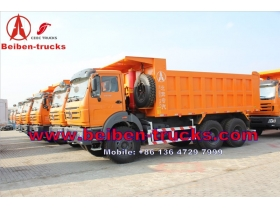used Beiben 6X4 Dump Truck Tipper with 380HP Engine Truck /Heavy Duty Truck